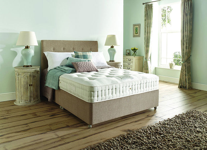 Tailor made beds and mattresses from Harrison