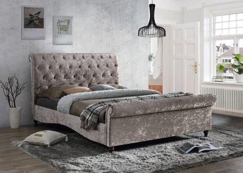 Brighton Fabric Bedstead
