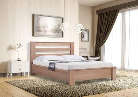 Heartwood Solid Oak Bedstead
