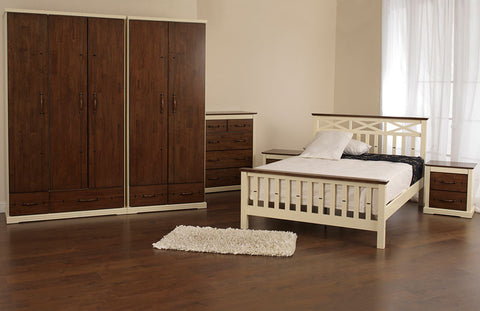 Amore Wooden Bedstead
