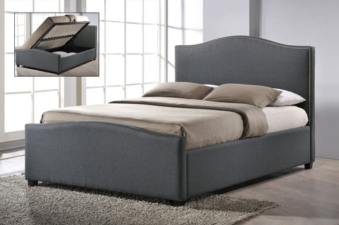 Brunswick Upholstered Ottoman Storage Bed TL