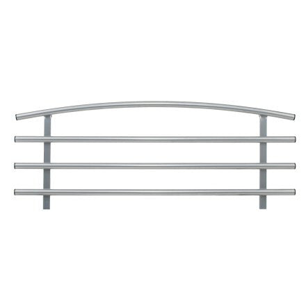 Buxton Metal Headboard