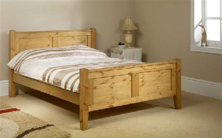 Coniston High Foot End Pine Bedstead