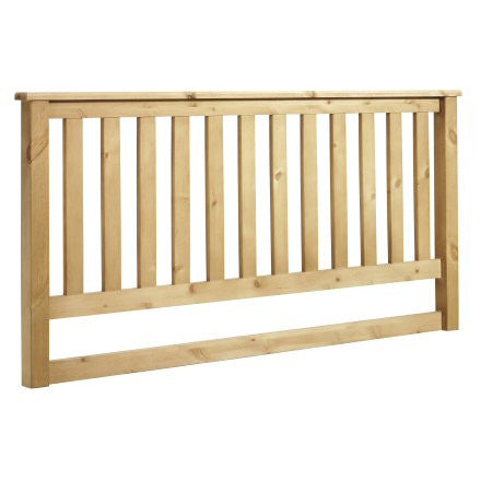 Count Wooden Headboard