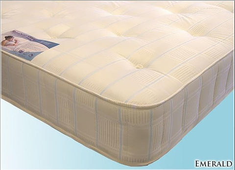Orthopaedic Open Coil Mattress.