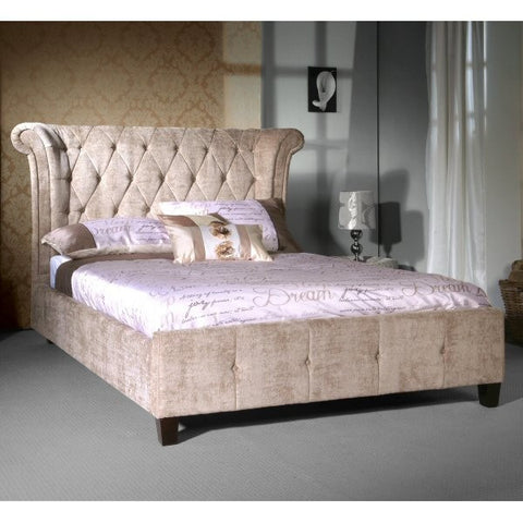 Epsilon Mink Velvet Bed