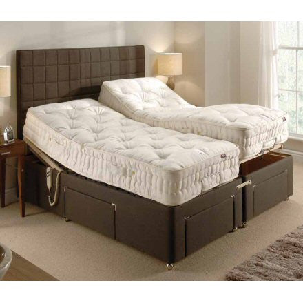 Electric Adjustable Bed / Hilton Pocket Supreme