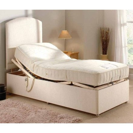 Electric Adjustable Bed / Knightsbridge Memory -  Pocket Supreme