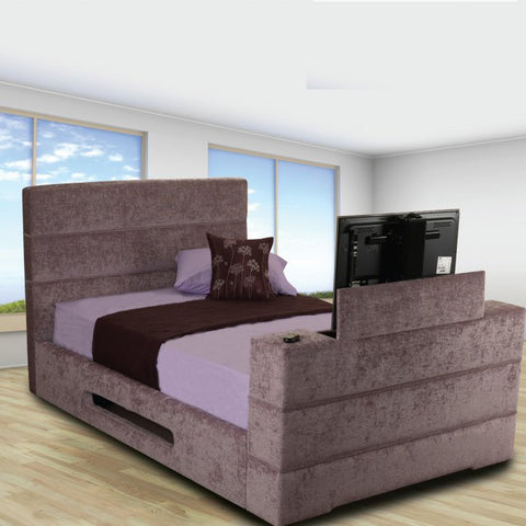 Mazarine TV Bed