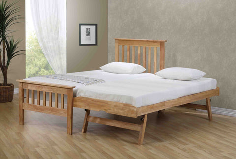 Sophia Wooden Guest Bed