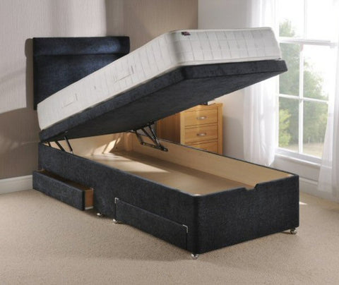 Contessa Drawer Storage Bed Base