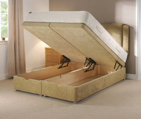 Contessa End Lift Storage Bed Base