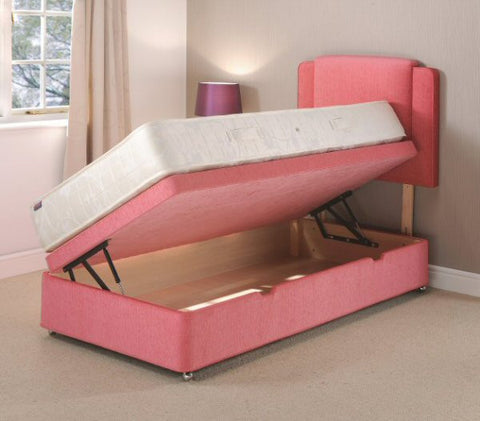 Contessa Side Lift Storage Bed Base