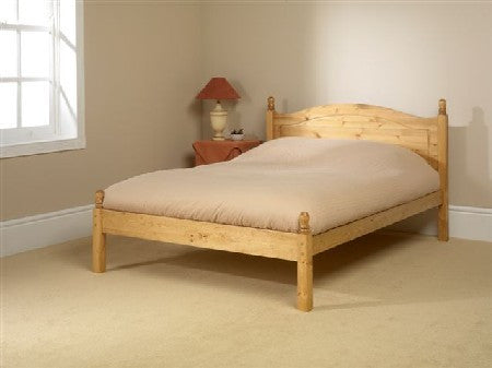 Orlando Low Foot End Pine Bedstead