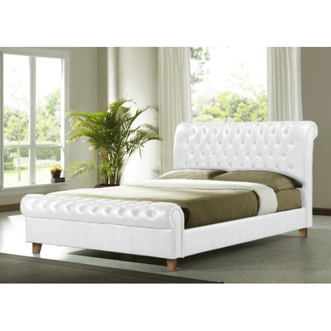 Richmond Faux Leather Bed