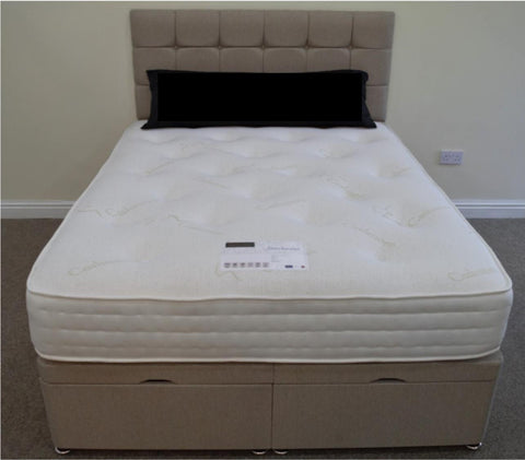 Mayfair End Lift Ottoman Bed Base