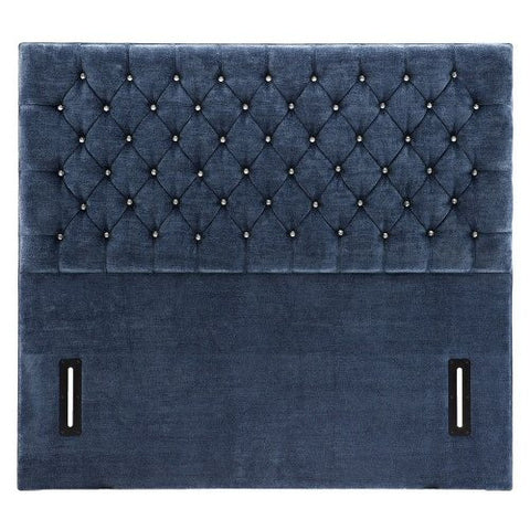 Tiffany Diamante Floor Standing Headboard