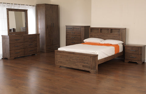 Treasure Wooden Bedstead