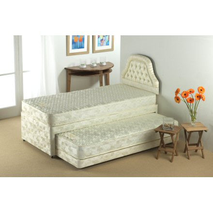 Guest Bed / Wellington Tufted 2 in 1
