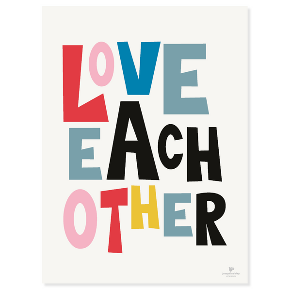Love Each Other poster
