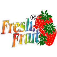 Fresh Fruit, hanging car air freshener.