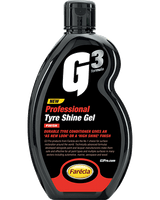 G3 Professional Tyre Shine Gel