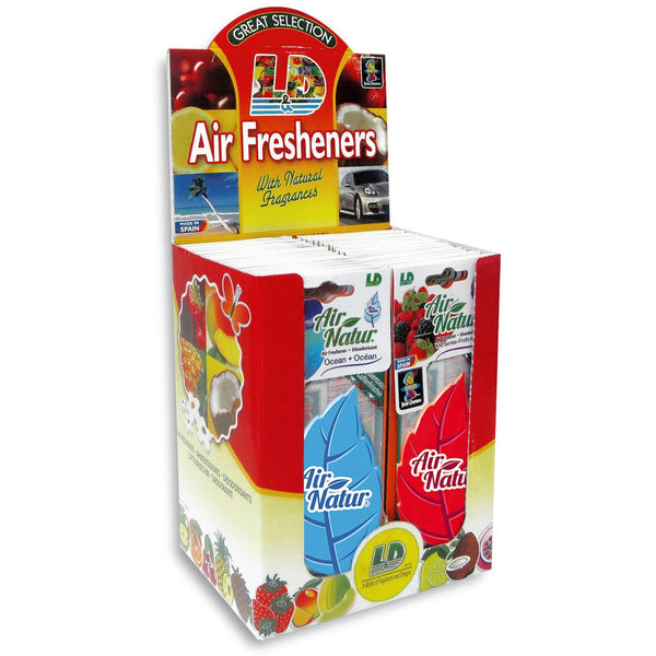 Box of 50 Hanging Air Fresheners