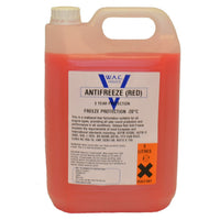 Antifreeze (Red) 5 Litres