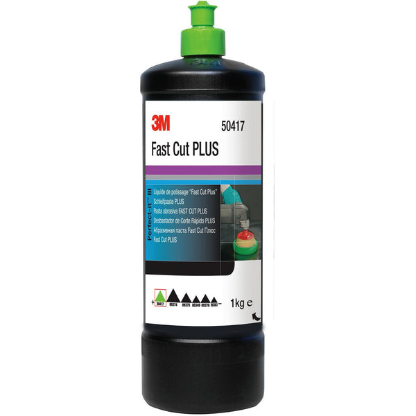 3M™ Perfect-It™ III Fast Cut + Compound