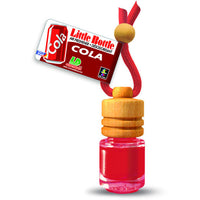 Little Bottle Air Freshener - Cola