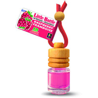 Little Bottle Air Freshener - Raspberry