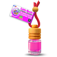 Little Bottle Air Freshener - Bubblegum