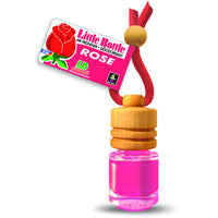 Little Bottle Air Freshener - Rose