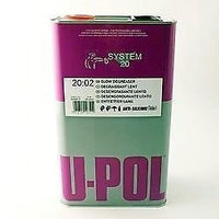 U-POL System 20 Panel Wipe & Degreaser Fast & Slow 5 Litres Upol