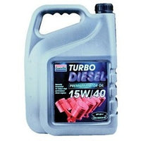 Granville Turbo Diesel 15W-40 Mineral Engine Oil 5 Litres