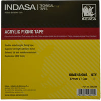INDASA ACRYLIC FIXING TAPE