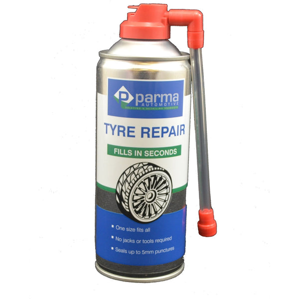 PARMA CAR TYRE REPAIR AEROSOL