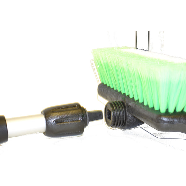 "10"" BI LEVEL TEFLON FIBRE BRUSH HEAD"
