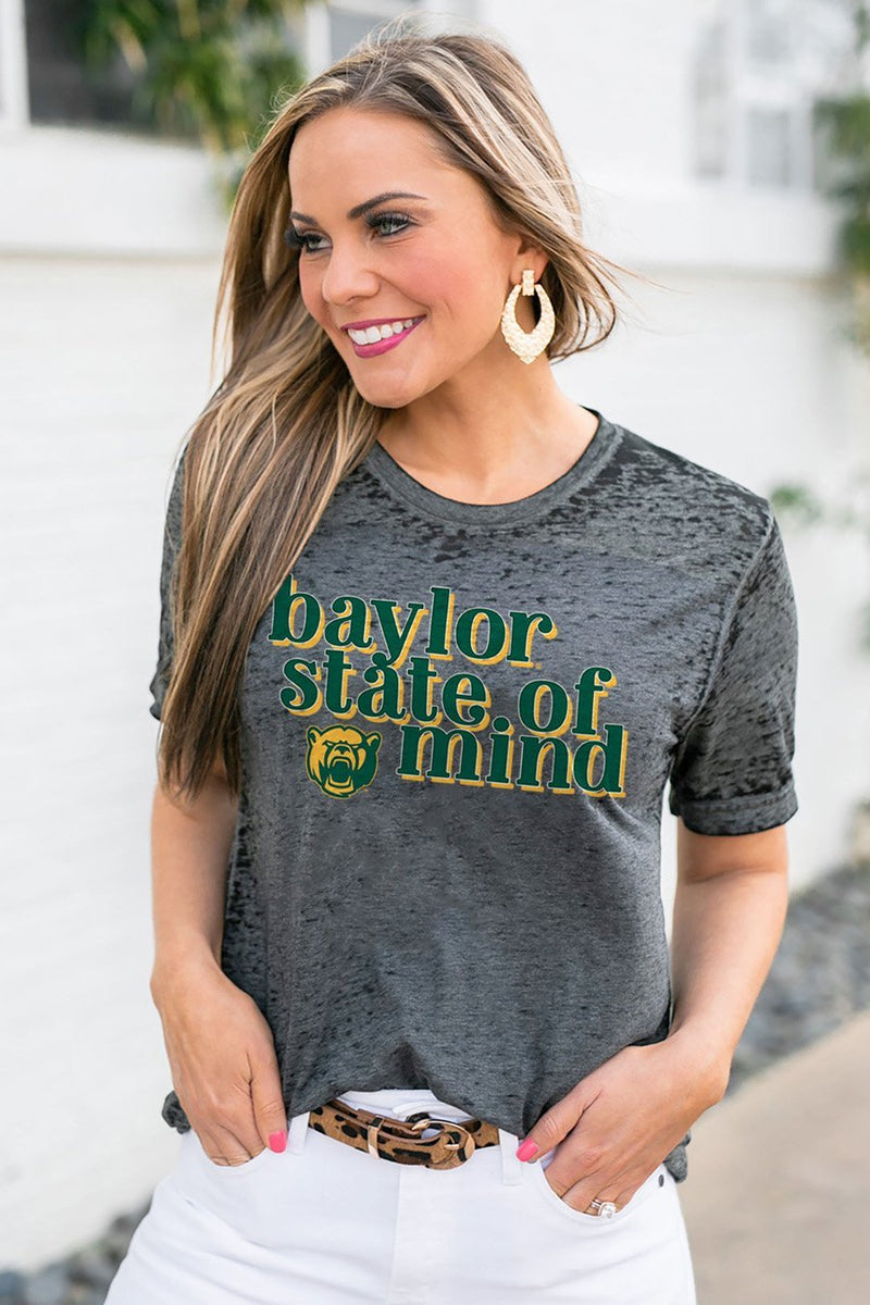 "Baylor Bears ""Better Than Basic"" Boyfriend Tee - Gameday Couture"