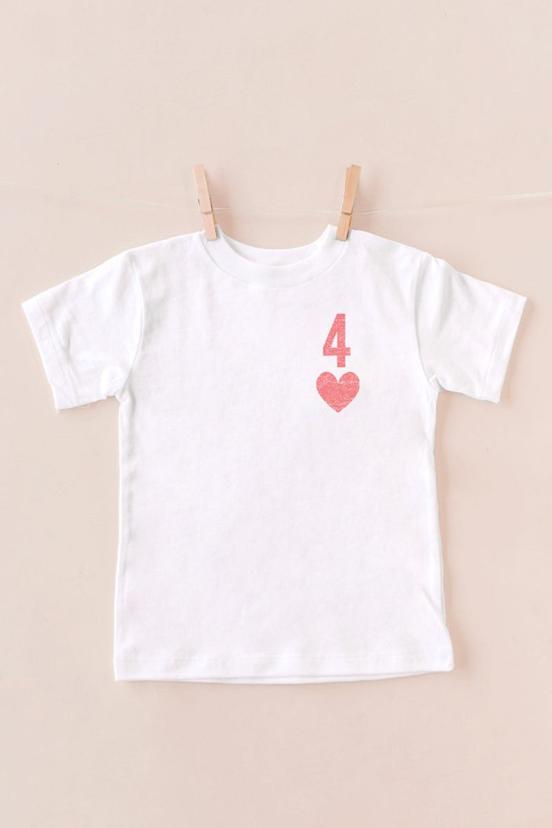 "The ""Kids of Hearts"" Tee for Toddlers - Gameday Couture"