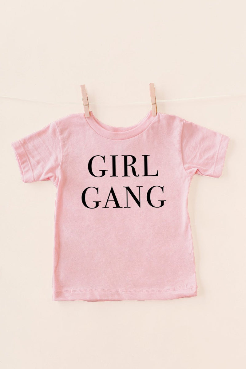 "The ""Girl Gang"" Tee For Mom - Gameday Couture"