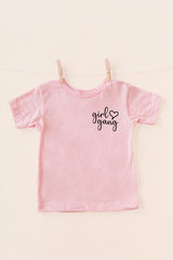 "The ""Love Your Gang"" Tee For Mom - Gameday Couture"