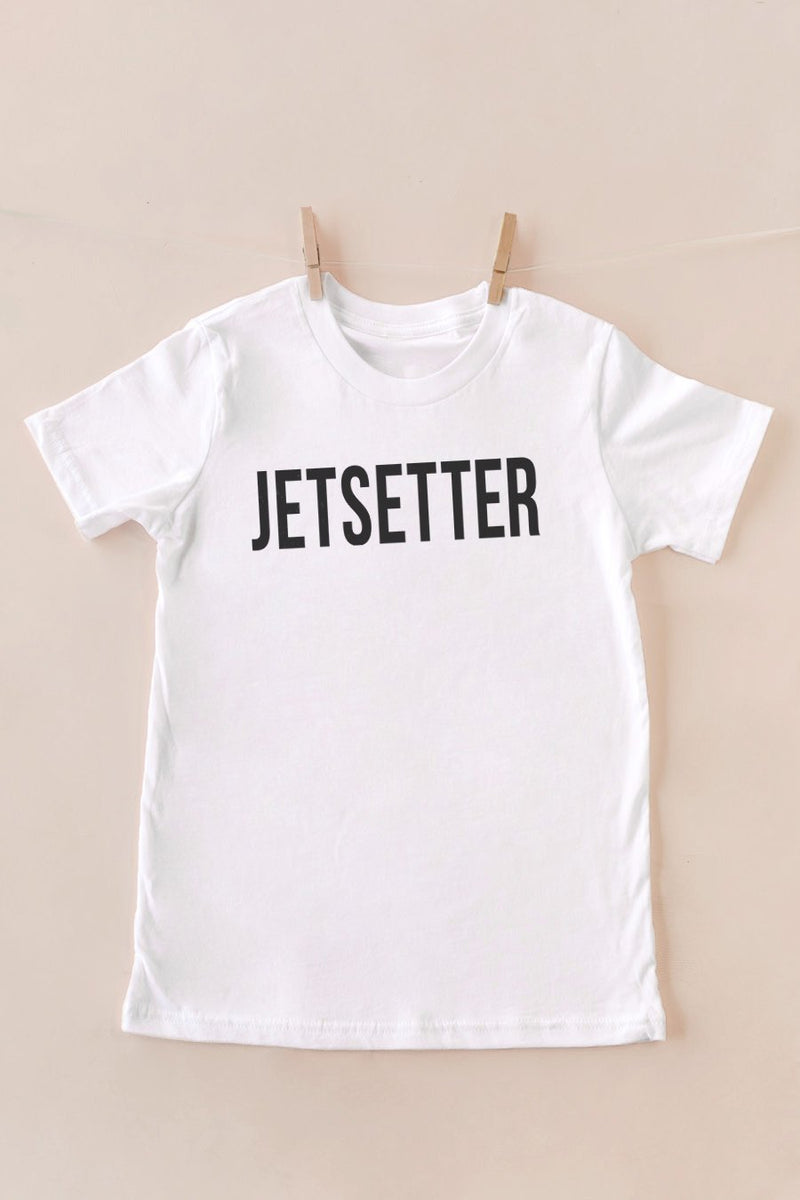 "The ""Jetsetter"" Tee - Gameday Couture"
