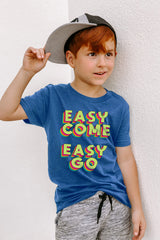 "The ""Easy Come"" Tee - Gameday Couture"