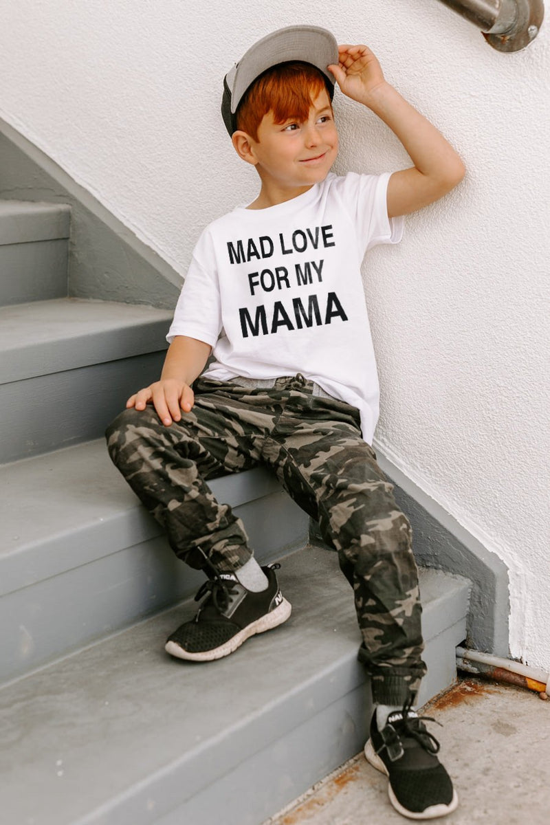 "The ""Mad Love"" Tee"