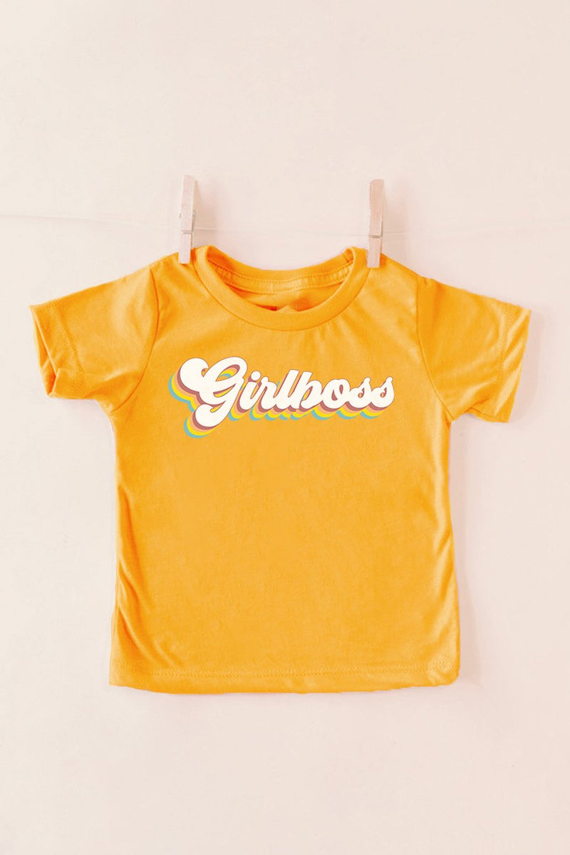 "The ""Girl Boss"" Tee - Gameday Couture"