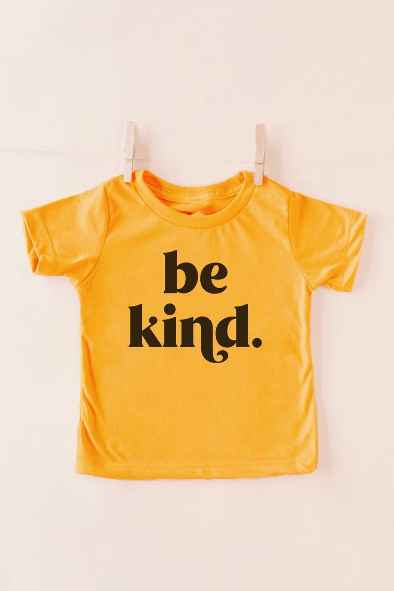 "The ""Be Kind"" Tee for Kids - Gameday Couture"