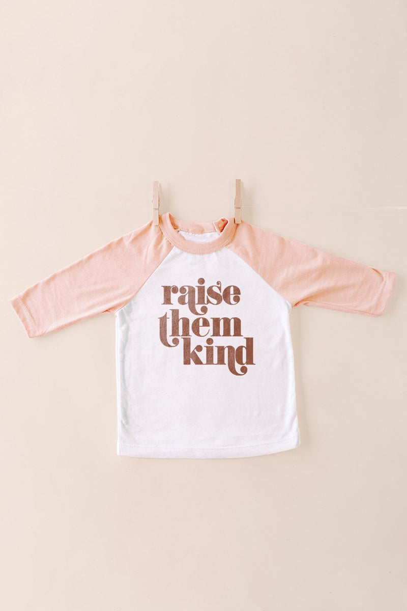 "The ""Raise Them Kind"" Tee for Kids - Gameday Couture"