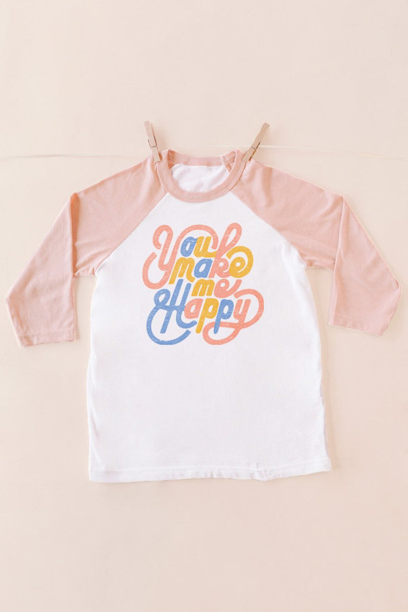 "The ""You Make Me Happy"" Tee - Gameday Couture"