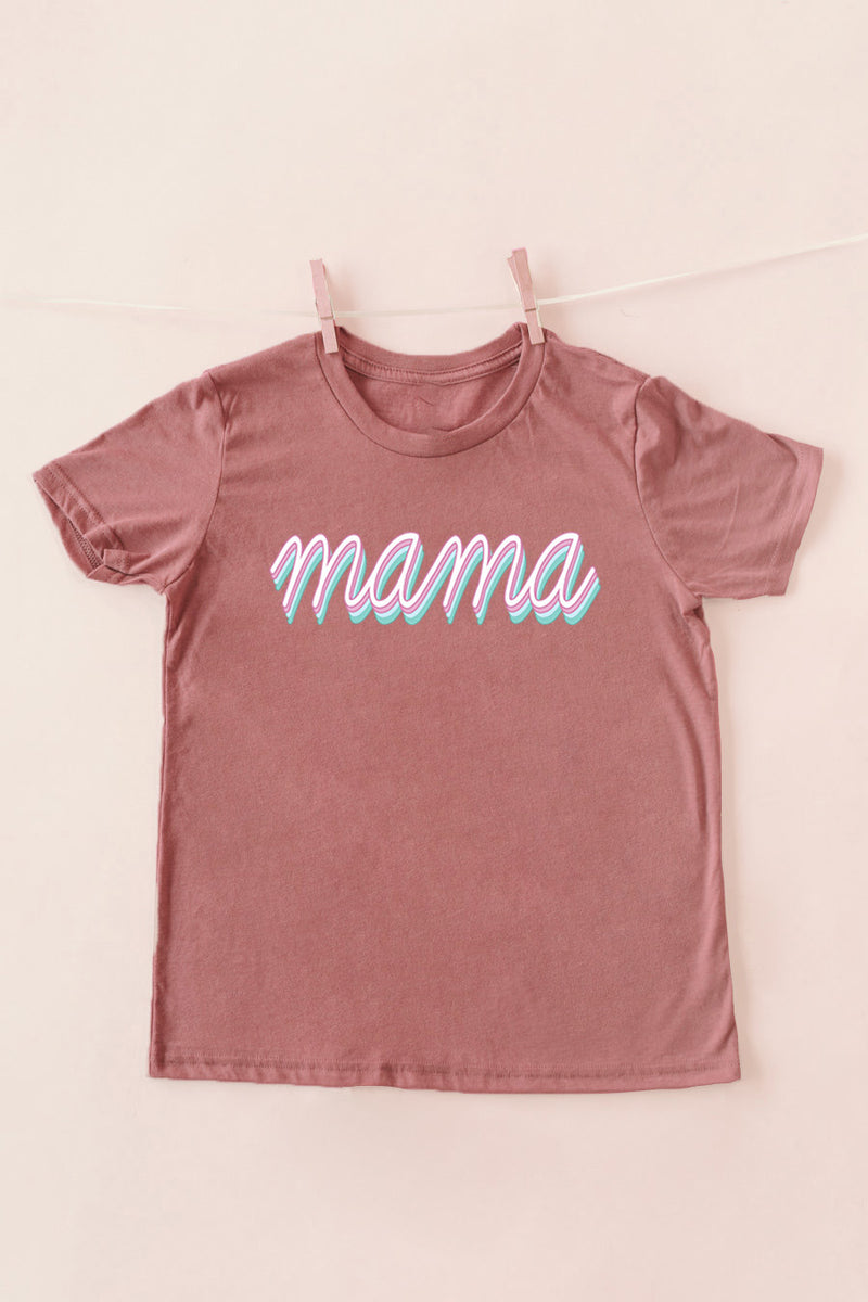 "The ""Mama And Babe"" Tee For Kids - Shop The Soho"